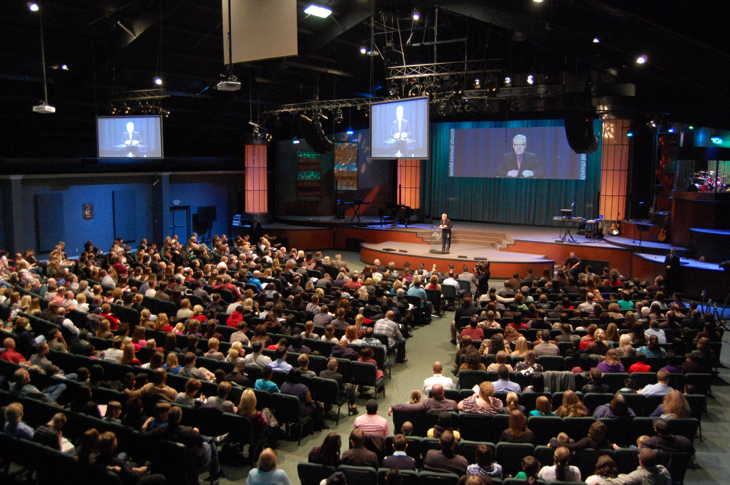 World Revival School of Ministry